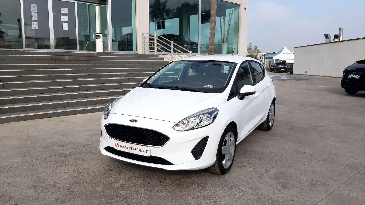 Ford Fiesta 1.1 75 CV 5P. Connect
