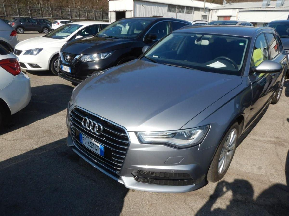 Audi A6 Avant 2.0 TDI Ultra Business
