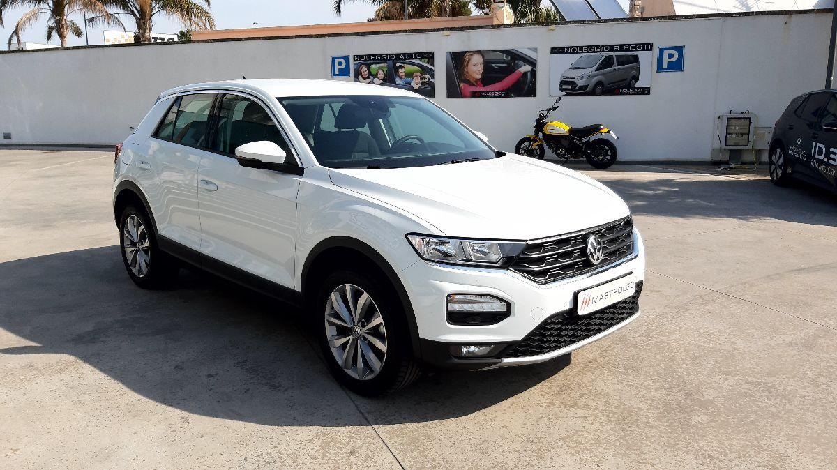 Volkswagen T-roc 1.6 TDI SCR Business Bluemot.tech.